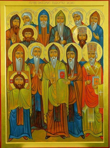 Ученики Иоанна Зедазнийского
