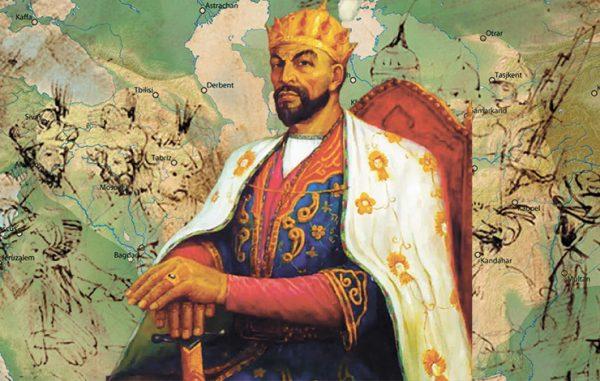 Великий хан Тамерлан