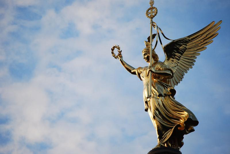 Виктория богиня победы