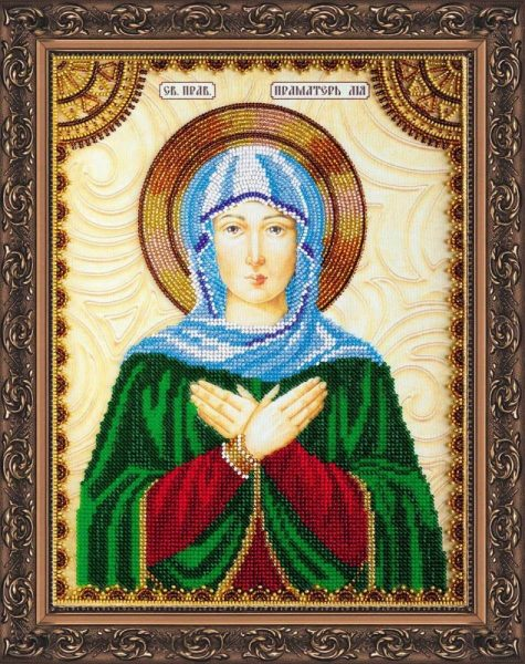 Икона святой Лии