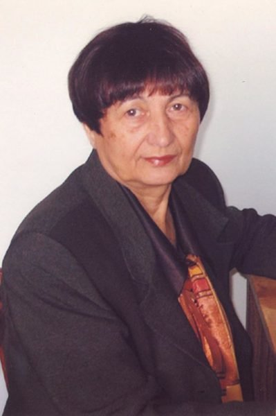 Алия Веньяминовна