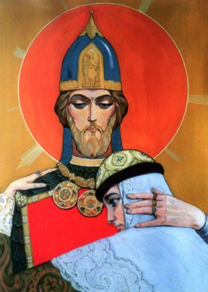 Князь Игорь и Ярославна