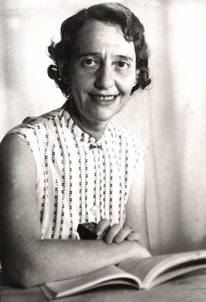 Леа Гольдберг