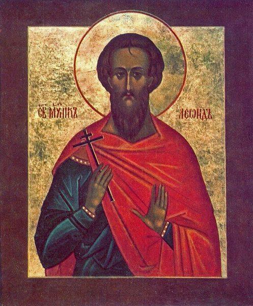 Леонид Коринфский