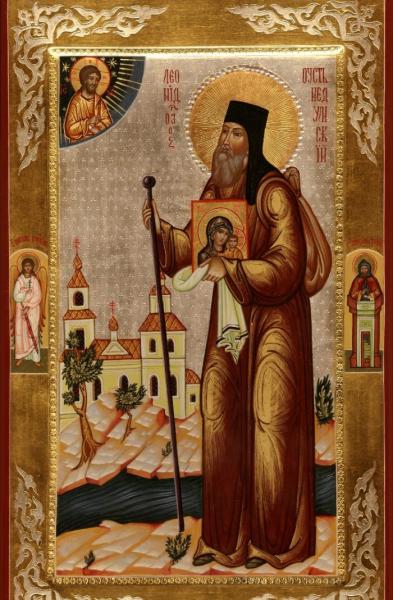 Леонид Устьнедумский