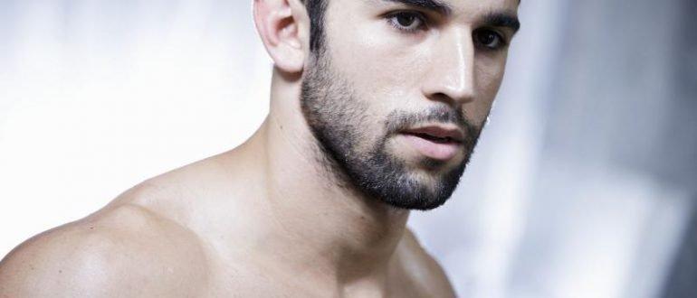 мужчина модель