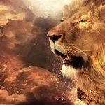 Огненный лев