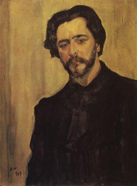 Портрет Леонида Андреева