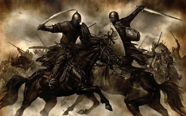 Битва всадников