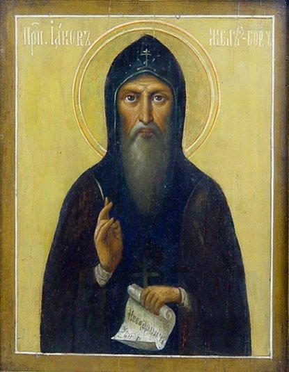 Иаков Железнобровский