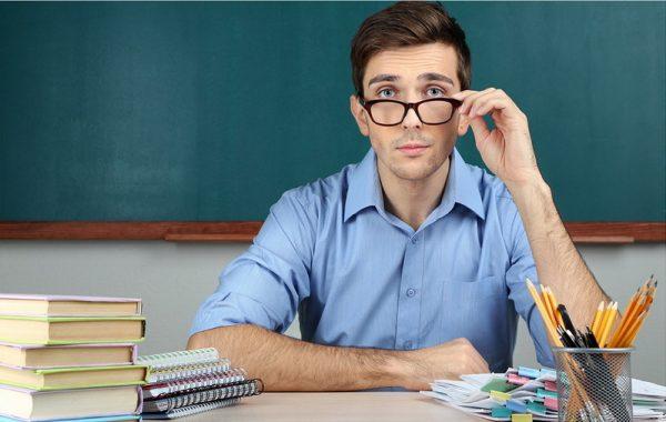 Мужчина учитель