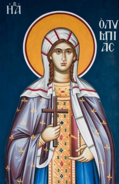 Олимпиада Константинопольская