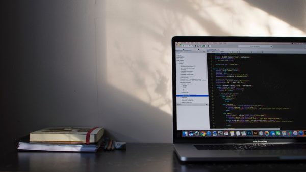 Ноутбук с открытой средой разработки